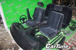 Интерьер. Toyota Chaser, JZX100