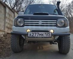 Защита. Suzuki Jimny