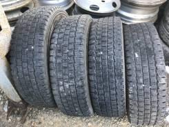 Bridgestone Blizzak W969. Зимние, без шипов, 2008 год, износ: 20%, 4 шт