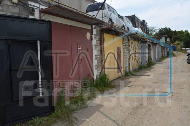 Гаражи капитальные. улица Нейбута 67, р-н 64, 71 микрорайоны, 47 кв.м., электричество, подвал.