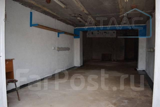 Гаражи капитальные. улица Нейбута 67, р-н 64, 71 микрорайоны, 47 кв.м., электричество, подвал. Вид изнутри