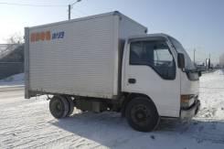 Isuzu NHS. Продам фургон Isuzu ELF, 3 000 куб. см., 2 000 кг.