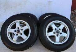 Колёса с шинами OFF Performer R18! 2014 год! 10 мм! (№ 66816). 8.0x18 5x150.00 ET50