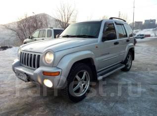 Jeep Cherokee. автомат, 4wd, 3.7 (210 л.с.), бензин, 131 тыс. км