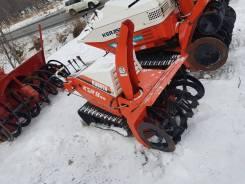 Kubota. Шнекоротор снегоуборочная машина