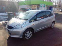 Honda Fit. автомат, 4wd, 1.3, бензин, 107 тыс. км