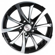 "NZ Wheels SH648. 5.5x13"", 4x98.00, ET35, ЦО 58,6мм."