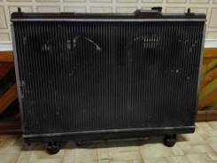 Радиатор охлаждения двигателя. Toyota Ipsum, SXM10, SXM10G Двигатель 3SFE