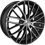 "NZ Wheels F-28. 6.0x14"", 4x100.00, ET43, ЦО 60,1 мм."