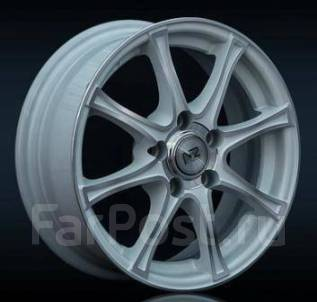 "NZ Wheels SH607. 5.5x14"", 5x100.00, ET35, ЦО 57,1 мм."