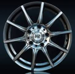 NZ Wheels SH625. 6.0x14, 4x114.30, ET40, ЦО 73,1 мм.