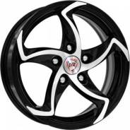 NZ Wheels F-17. 6.0x15, 5x105.00, ET39, ЦО 56,6 мм.