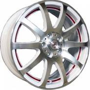 "NZ Wheels F-21. 6.0x15"", 4x100.00, ET48, ЦО 54,1 мм."