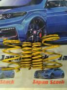 Пружина подвески. Honda Stream, RN2, RN3, RN1, RN5, RN4