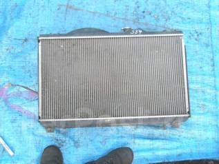 Радиатор охлаждения двигателя. Toyota Chaser, JZX100 Toyota Cresta, JZX100 Toyota Mark II, JZX100 Двигатель 1JZGTE