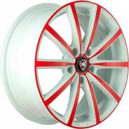 "NZ Wheels F-50. 6.0x15"", 4x100.00, ET48, ЦО 54,1 мм."