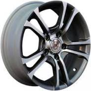 "NZ Wheels SH598. 6.5x15"", 4x100.00, ET45, ЦО 73,1 мм."