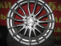 "NZ Wheels SH608. 6.5x15"", 5x114.30, ET45, ЦО 73,1 мм."