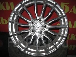 "NZ Wheels SH608. 6.5x15"", 5x114.30, ET45, ЦО 73,1мм."