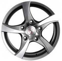 "NZ Wheels SH646. 6.5x15"", 5x139.70, ET40, ЦО 98,6 мм."