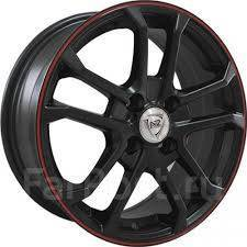 "NZ Wheels SH651. 6.0x15"", 5x105.00, ET39, ЦО 56,6 мм."