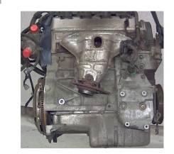Двигатель D16V1 к Хонда 1.6б, 110лс