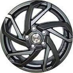 "NZ Wheels SH673. 6.5x15"", 4x98.00, ET35, ЦО 58,6 мм."