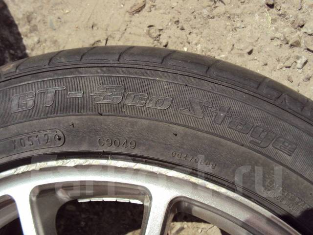 Goodyear GT-Eco Stage. Летние, 2012 год, износ: 50%, 4 шт