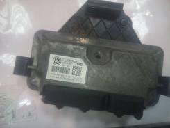 Блок управления двс. Volkswagen Polo, 9N1, 9N3 Двигатель BUD