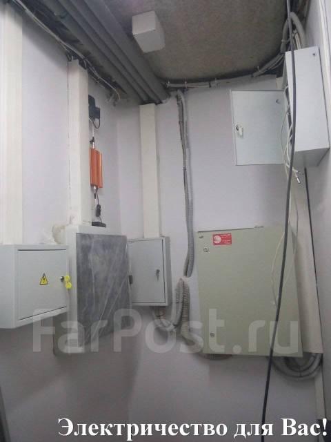 Полная электрификация коттеджа. Тип объекта дом, коттедж