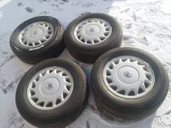 Комплект колес на лете R15. 6.5x15 5x114.30 ET50