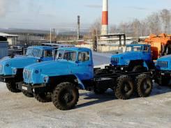 Урал 5557. усиленный 6X6 под переоборудование, 11 750 куб. см., 12 000 кг.