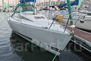 Парусная яхта - Kirie Feeling 850 Special. Длина 9,44м., Год: 1989 год. Под заказ