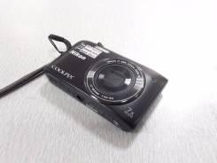 Nikon Coolpix. 20 и более Мп, зум: 7х
