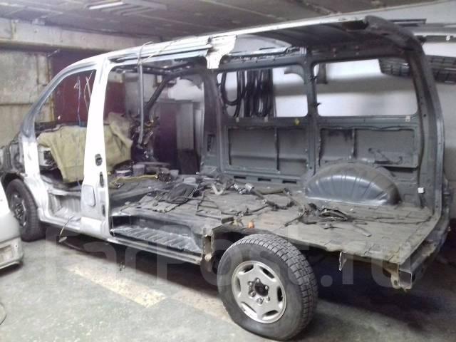 """Кузовной ремонт любой сложности """"под ключ""""!"""