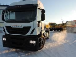 Iveco Stralis. Hi-Road AT440 новый седельный тягач 4x2, БУ 2015 г. в., 10 240 куб. см., 10 т и больше