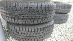 Michelin X-Ice 3. Зимние, без шипов, 2013 год, износ: 10%, 4 шт