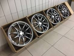 Work Emotion CR Kiwami. 7.0x16, 4x100.00, 4x114.30, ET30, ЦО 73,1 мм.