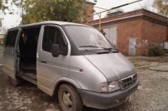ГАЗ 32217. Продается , 2 000 куб. см., 7 мест