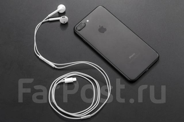 Iphone Market наушники Earpods с разъёмом Lightning Iphone 78x