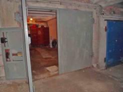 Гаражи капитальные. проспект Красного Знамени 66б, р-н Некрасовская, 18 кв.м., электричество, подвал. Вид снаружи