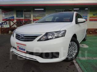Toyota Allion. автомат, передний, 1.5, бензин, 20 850тыс. км, б/п. Под заказ