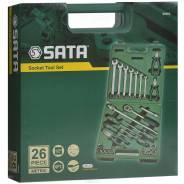 Набор инструментов SATA 09502, 26 предметов. Оригинал.