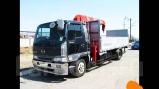 Nissan,Isuzu,Hino, 1995. Куплю грузовик с манипулятором, 5 000 куб. см., 5 000 кг.