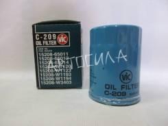Фильтр масляный C209 VIC Япония (25036)