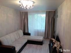 2-комнатная, Некрасовка, улица Партизанская 8. агентство, 52 кв.м.