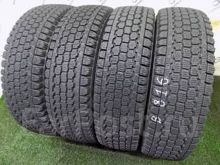 Bridgestone Blizzak W965. Зимние, без шипов, 2008 год, износ: 20%, 4 шт