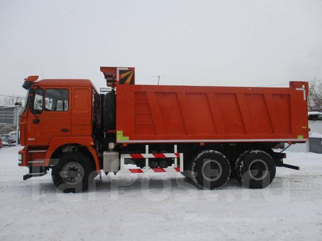 Shaanxi Shacman. Shacman F3000 6x4 SX3256DR384, 9 700 куб. см., 25 000 кг.