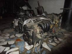 Двигатель в сборе. Ford Focus, DFW, DBW, DNW Двигатель FYDA
