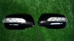 Зеркало заднего вида боковое. Toyota Corolla Fielder, NZE121G, ZZE123G, ZZE124G, ZZE122G, NZE124G, ZZE124, NZE124, NZE121, ZZE122, NZE120, ZZE123 Toyo...
